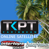 Another Online Satellite Tournament Champion will Play TKPT St Maarten