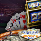 Jackpot Capital Casino Celebrates Fresh New Look  by Doubling Deposits