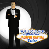 James Bonus Gives Players License to Win at Jackpot Capital Casino and Mobile Casino