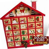 Advent Calendar Brings Holiday Freeroll and Free Spins on Christmas Slots to Golden Euro Casino