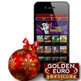 Holiday Raffle for iPhone during Advent Calendar Bonus Event at Golden Euro Casino