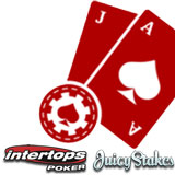 Intertops and Juicy Stakes Poker Players Compete Against Each Other for Blackjack Prizes