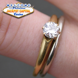Wedding Bells Ring for Jackpot Capital Winner