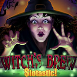 New Witchs Brew Slot Game from Realtime Gaming Now at Slotastic Casino