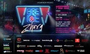 Fire and Ice Zhora